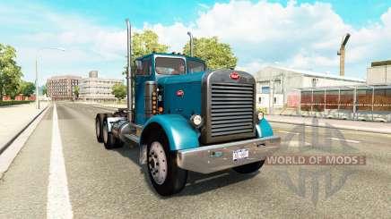 Peterbilt 351 v2.0 для Euro Truck Simulator 2