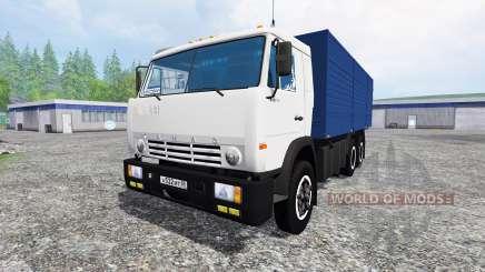 КамАЗ-53212 для Farming Simulator 2015