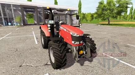 Massey Ferguson 6614 для Farming Simulator 2017