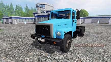 ГАЗ 3307 модульный для Farming Simulator 2015