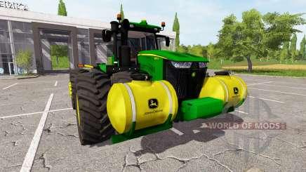 John Deere 9560R для Farming Simulator 2017