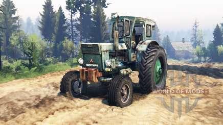 Т-40 v2.0 для Spin Tires