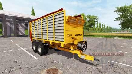 Veenhuis W400 для Farming Simulator 2017
