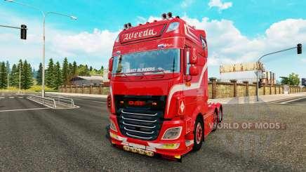 DAF XF 106.510 Weeda для Euro Truck Simulator 2