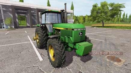 John Deere 4850 для Farming Simulator 2017