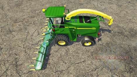 John Deere 7950i для Farming Simulator 2015