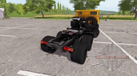КамАЗ 54101 для Farming Simulator 2017