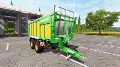 JOSKIN DRAKKAR 6600 для Farming Simulator 2017