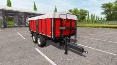 Kroger TKD 302 для Farming Simulator 2017