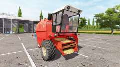 Bizon Z058 v2.0 для Farming Simulator 2017
