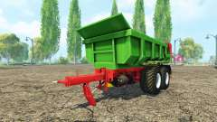 Hilken HI 2250 SMK v1.1 для Farming Simulator 2015