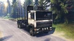 Volvo FL v5.0 для Spin Tires