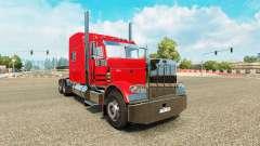 Peterbilt 389 v1.7 для Euro Truck Simulator 2