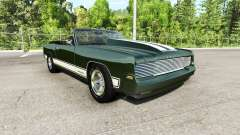 Gavril Barstow convertible для BeamNG Drive