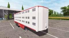 Michieletto AM19 для Farming Simulator 2017