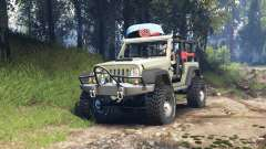 Jeep Wrangler Renegade (JK) v3.0