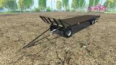 Fliegl DPW 180 для Farming Simulator 2015