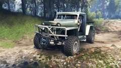Willys Pickup Crawler 1960 v1.7.5 для Spin Tires