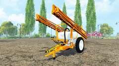 Jacto Columbia Cross v2.2 для Farming Simulator 2015
