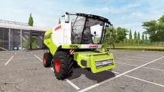 CLAAS Lexion 770 v1.4 для Farming Simulator 2017