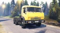 КамАЗ 54115 v2.0