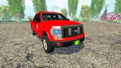 Ford F-150 Fire Department