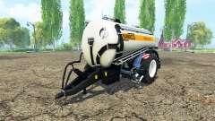 Kaweco Double Twin Shift v1.2 для Farming Simulator 2015