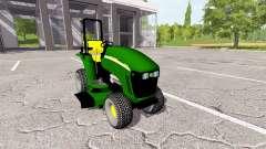 John Deere 3520 mower