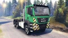 MAN TGS 26.480 v2.0 для Spin Tires