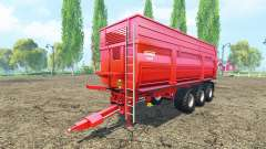 Krampe BBS 900 v1.1 для Farming Simulator 2015
