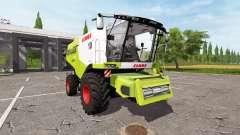 CLAAS Lexion 770 v1.4.1 для Farming Simulator 2017
