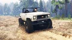 Chevrolet K5 Blazer crawler для Spin Tires