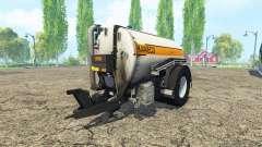 Kaweco Double Twin Shift v2.0 для Farming Simulator 2015