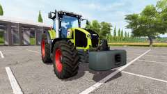 CLAAS Axion 950 v2.1