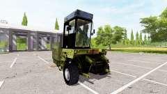 Fortschritt E 281 для Farming Simulator 2017