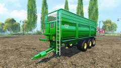 Krampe BBS 900 для Farming Simulator 2015