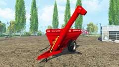 Jan Tanker Fast 19.000 для Farming Simulator 2015