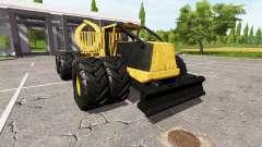 Tigercat 635E v2.0 для Farming Simulator 2017