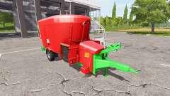 Strautmann Verti-Mix 1801 Double для Farming Simulator 2017