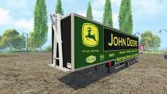 Полуприцеп John Deere