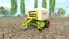 CLAAS Rollant 250 v2.1 для Farming Simulator 2015