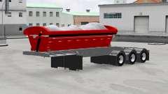 Самосвальный полуприцеп Midland TW3500