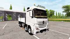 Mercedes-Benz Actros (MP4) 8x8 v1.1