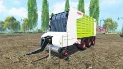 CLAAS Cargos 9500 v0.9 для Farming Simulator 2015