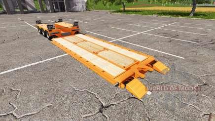 Goldhofer STZ-VP 3 для Farming Simulator 2017