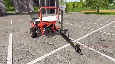 URSUS Z-586 для Farming Simulator 2017