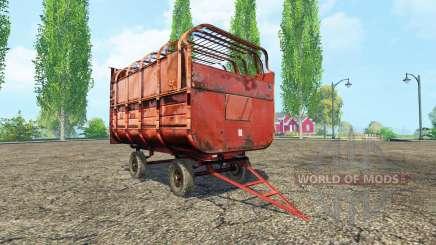ПТС-40 для Farming Simulator 2015
