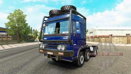 DAF XF 8x4 v1.2 для Euro Truck Simulator 2