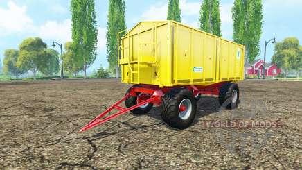 Kroger HKD 302 multicolour для Farming Simulator 2015