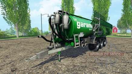 Kotte Garant VTR v1.52 для Farming Simulator 2015